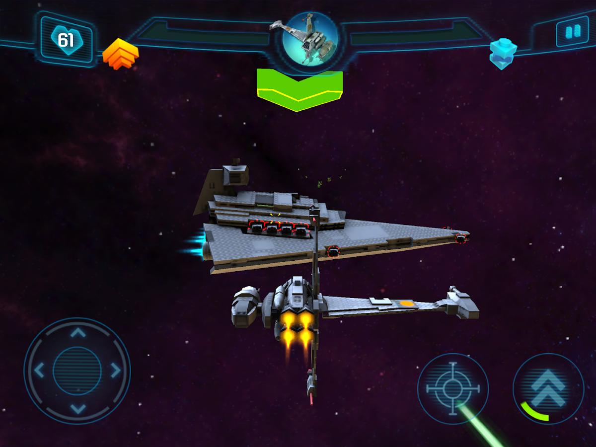 Screenshots of LEGO® Star Wars™ Yoda II for iPhone