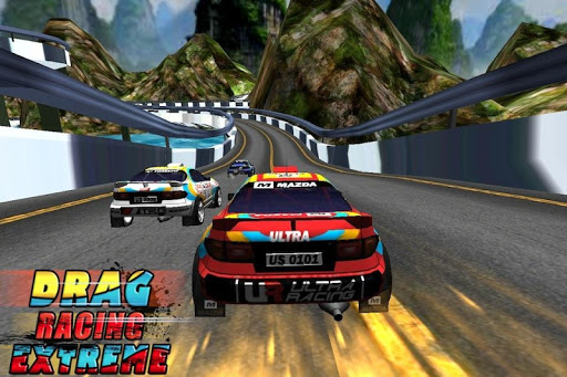 Drag Racing Extreme 3D Game
