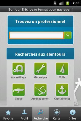 Riviera Pro- screenshot