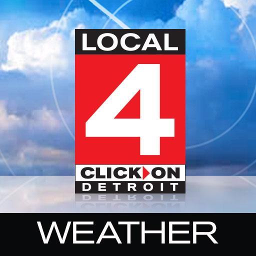 天氣必備App|WDIV Local4Casters Weather LOGO-綠色工廠好玩App