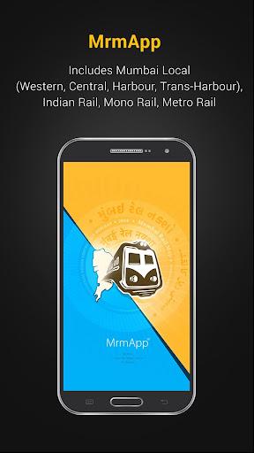MRM - Mumbai Rail Map