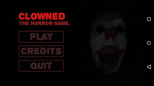 Clowned