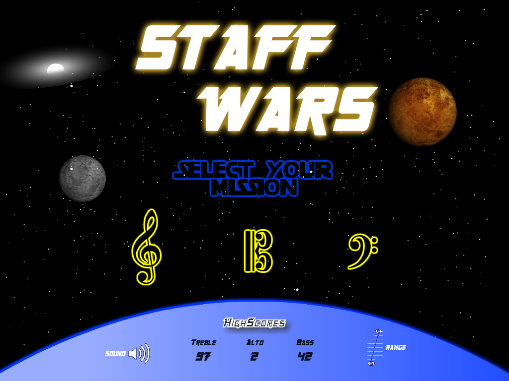 StaffWars- screenshot