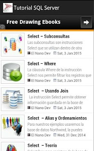SQL Server Tutorial - náhled