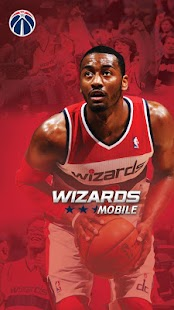 Washington Wizards Mobile - screenshot thumbnail