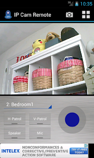 IP Cam Remote with Audio