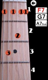 Learn Guitar Chords - screenshot thumbnail