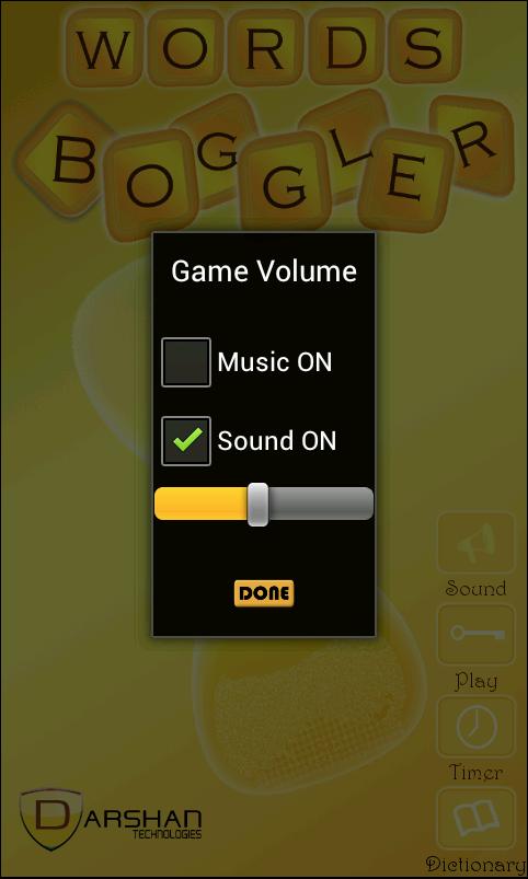 Words Boggler - screenshot