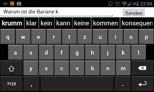 TypologyKeyboard (beta)- screenshot thumbnail