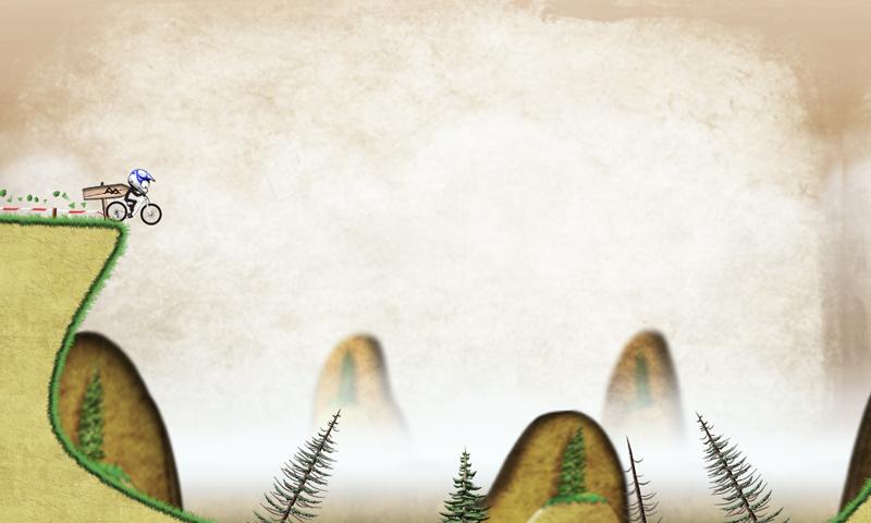 Stickman Downhill screenshot #14