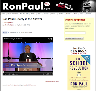 Ron paul on gambling boss casino media online
