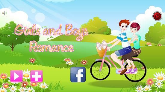 Girls and Boys Romance