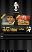 Screenshot of Juventus Campione