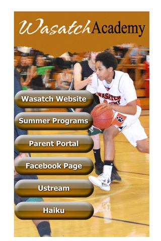 Wasatch Academy School - screenshot