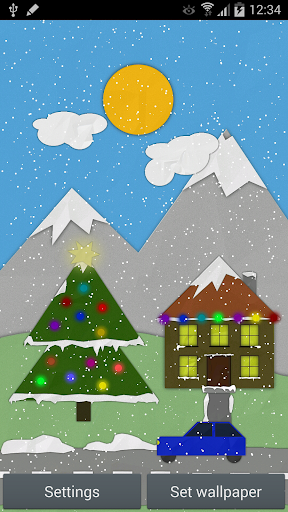 Paper Christmas Live