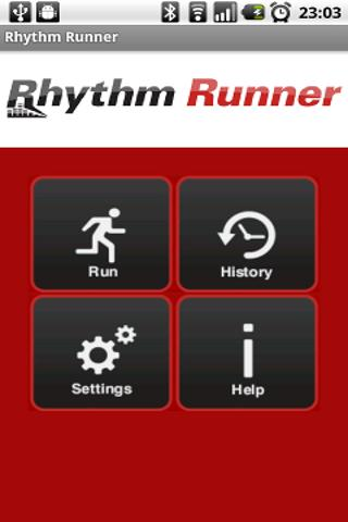 Rhythm Runner - screenshot
