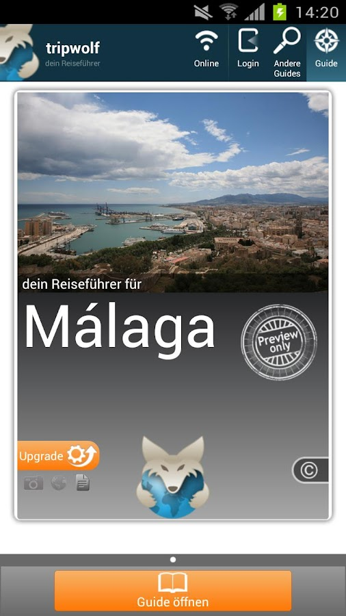 Málaga Highlights Guide - screenshot