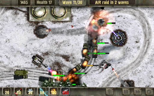 Defense Zone - Original 1.1.2 screenshots 1