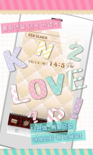 [+]HOME스탬프팩 Alphabet Pastel☆