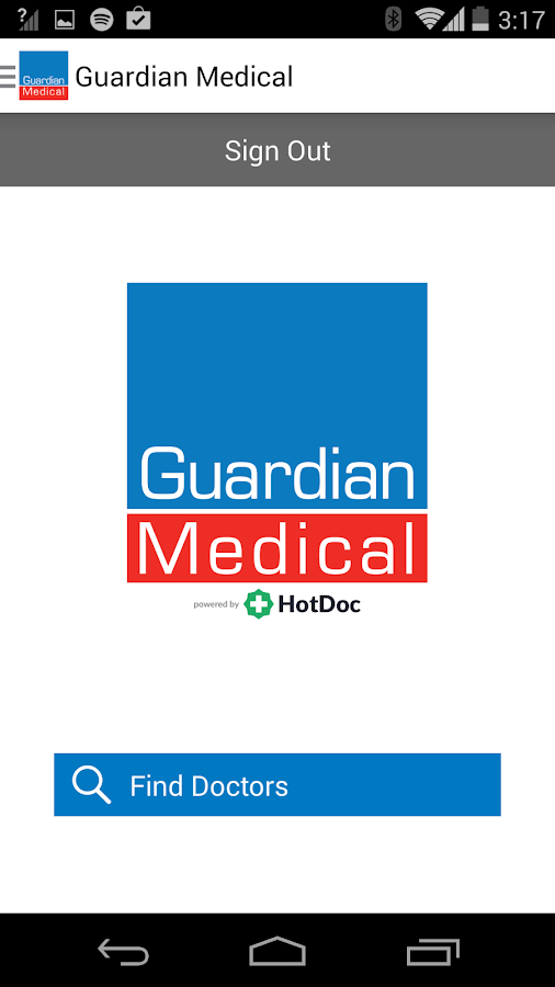 Guardian Medical- screenshot