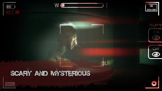 Slender Man: Area 51 - screenshot thumbnail