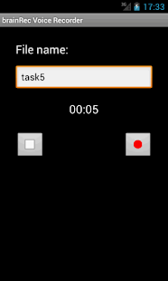 brainRec Voice Recorder - screenshot thumbnail