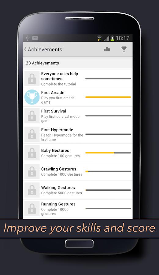 Gesto: The Gesture Challenge - screenshot