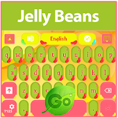 GO Keyboard Jelly Beans