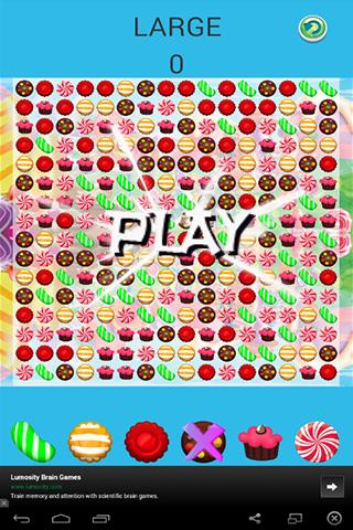 CANDY Cookie Rush