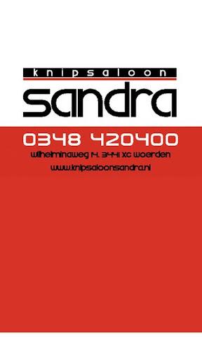 Knipsaloon Sandra