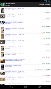 What's it worth on eBay? - screenshot thumbnail