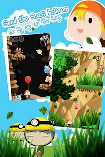 SOS Balloon - screenshot thumbnail