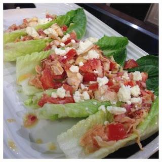 Lobster Salad Wraps