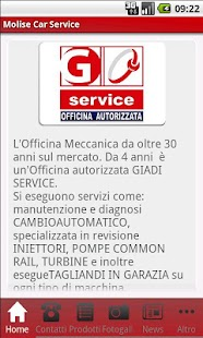Molise Car Service - screenshot thumbnail