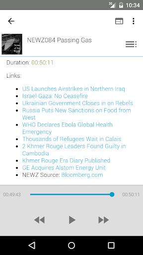 無料媒体与影片AppのAntennaPod|記事Game