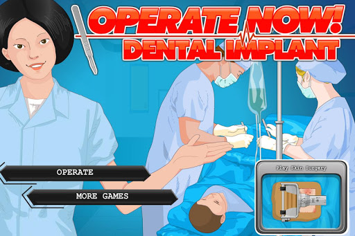 Operate Now: Dental Surgery