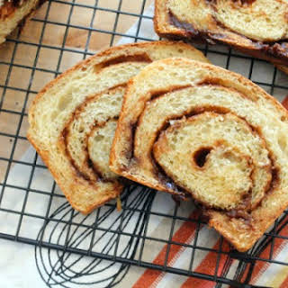 Banana Yeast Bread.