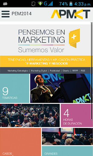 PENSEMOS EN MARKETING 2014