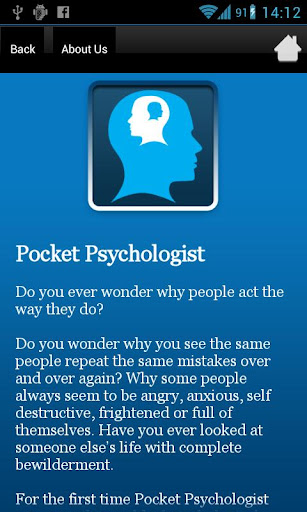 Pocket Psychologist