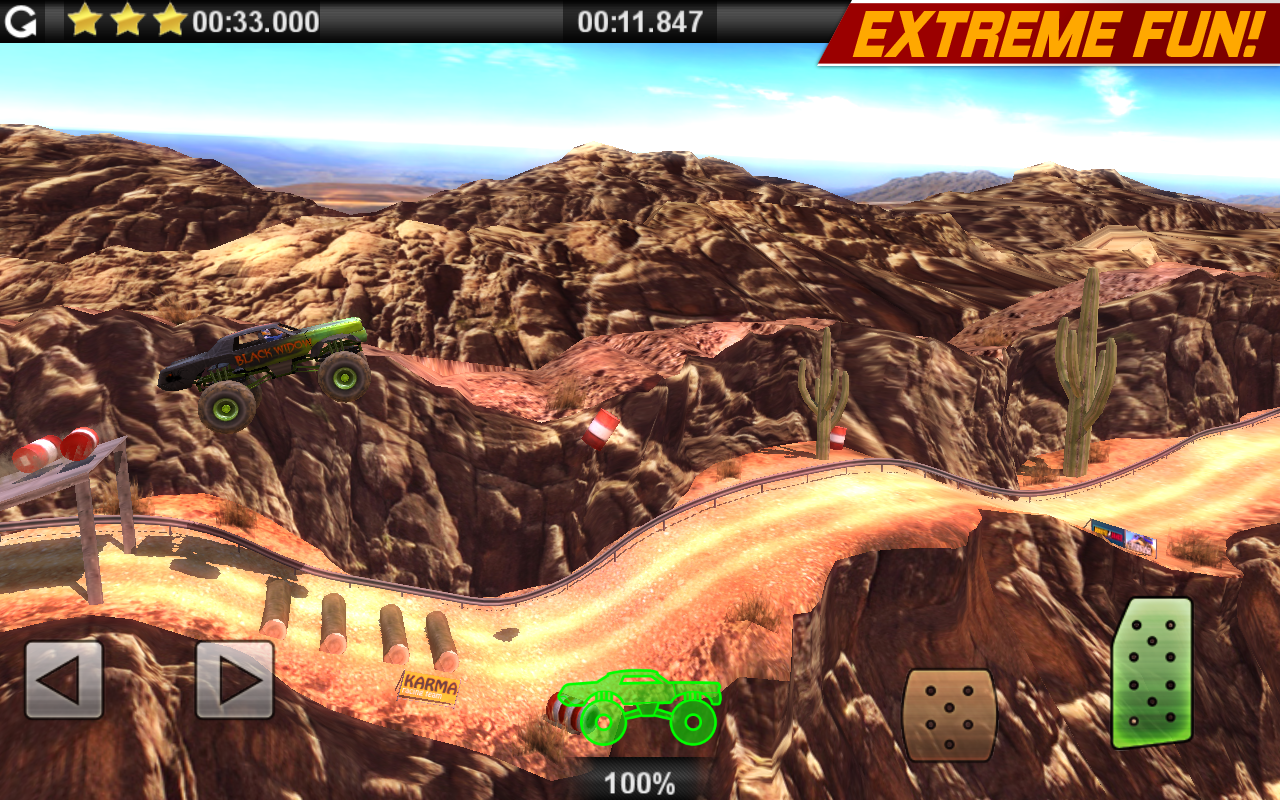 Offroad Legends- screenshot