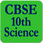 CBSE X Science icon