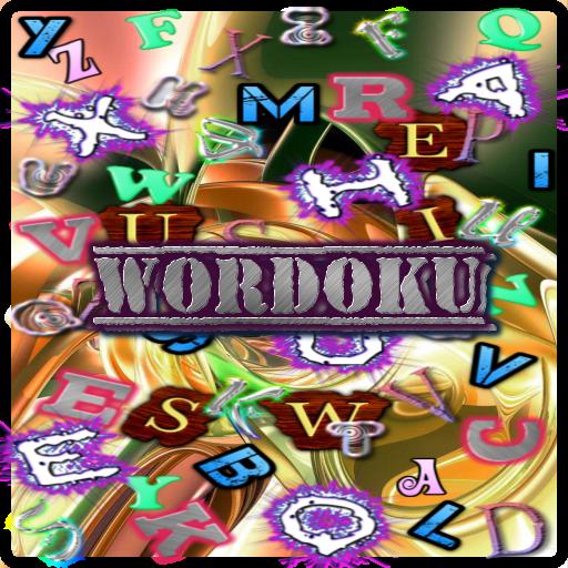 Wordoku Frenzy Puzzle 解謎 LOGO-阿達玩APP