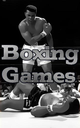 ボクシングゲーム