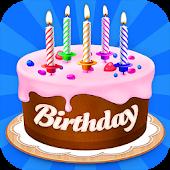 Birthday Cake - Dessert Maker!