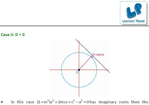 JEE-Circle Coordinate geometry  screenshots 15