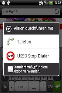 USSD Stop Dialer - screenshot thumbnail