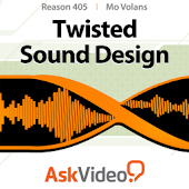Reason 6 405 - Sound Design