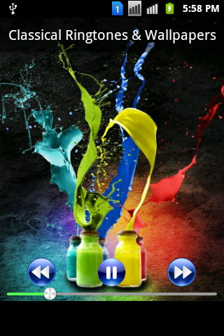 Classic Wallpapers & Ringtones - screenshot