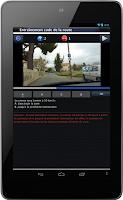 Screenshot of Entraînement code de la route