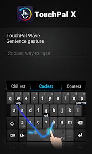 Arabic TouchPal Keyboard - screenshot thumbnail